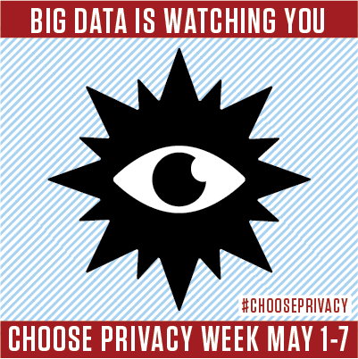 Choose Privacy Week 2018: Explore, Learn, & Teach about Big Data