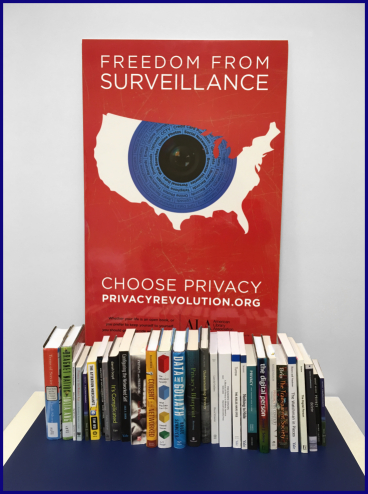 A Choose Privacy Week Bookshelf