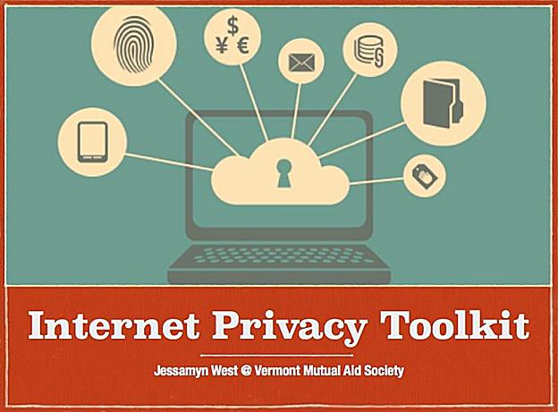 Internet Privacy Toolkit - Jessamyn West
